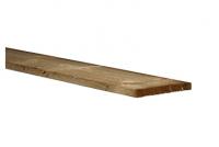 Vlotdeel / Potdekseldeel 25x275mm Douglas